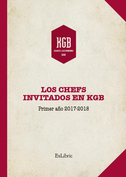 Los chefs invitados en KGB (2020)